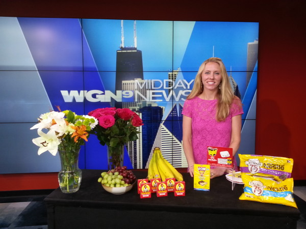 Dr. Derse at WGN-TV talking tips for keeping pets safe from toxic items.